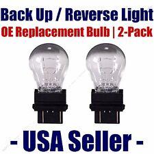 Reverse/Back Up Light Bulb 2pk - Fits Listed Jeep Vehicles - 3157