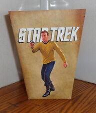 Star Trek Popcorn Box 1 William Shatner Leonard Nimoyfree Shipping