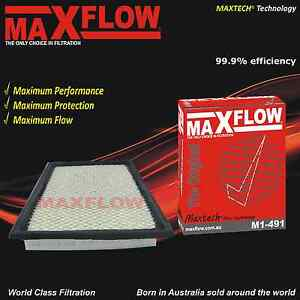 Maxflow-Air-Filter-suit-Ford-Falcon-AU-Petrol-4-0L-Falcon-A491-Air-Filter-filtr