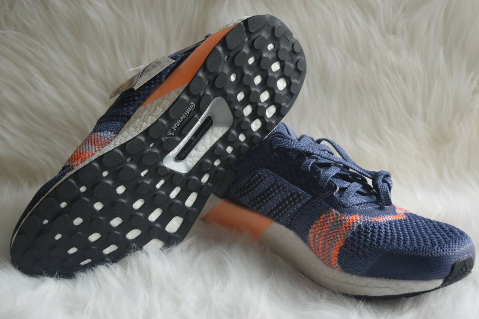 Adidas Women's Ultra CQ2133 Boost ST Raw Indigo/Noble Ink/Hi-Res Orange CQ2133 Ultra Sz 6.5 ac950f