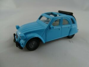 1-64-Siku-1089-Citroen-2CV6-Ente-blau