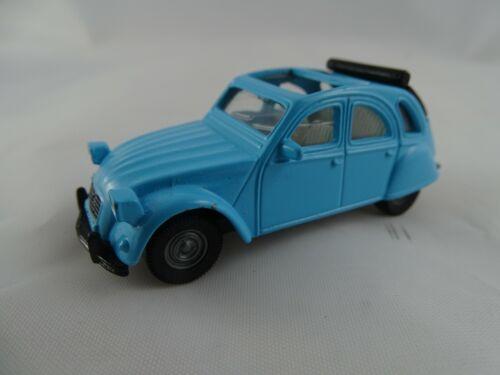 1:64 Siku 1089 Citroen 2CV6 Ente blau