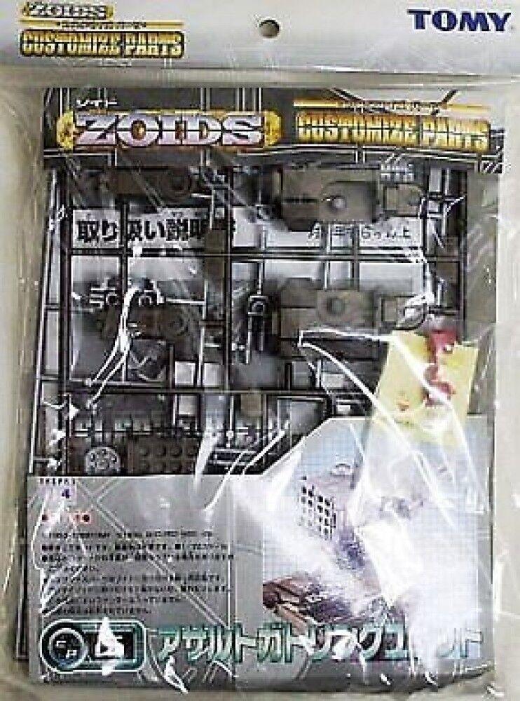 Zoids Assault CP15 Gatling F/S