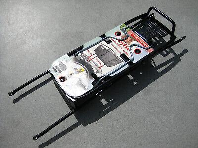 CS Gepäckträger zur Direktmontage inkl NEW Pletscher RS Rücklicht