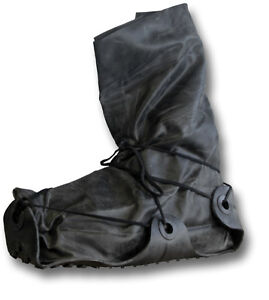1pr-NEW-NBC-OVERBOOTS-BOOTS-WATERPROOF-GALOSHES-STEAMPUNK-SCOOTER-MOTORCYCLE