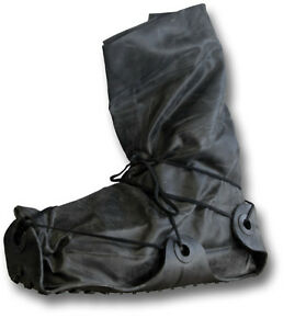 3-PAIRS-NEW-NBC-OVERBOOTS-WATERPROOF-GALOSHES-FESTIVALS-SCOOTER-MOTORCYCLE