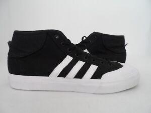 Mid Skate Match Court Taglia Scarpe Adidas 11 Nero Core Mens Bianco Cloud nqCB77