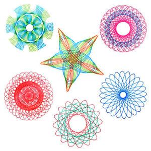 22Stk-Kreatives-Zeichenspielzeug-Spiral-Design-Lernspielzeug-fuer-Kinder-XF