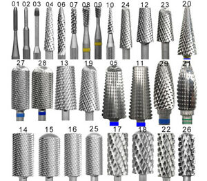 Proberra-carbide-nail-fast-remove-efficient-work-drill-bit