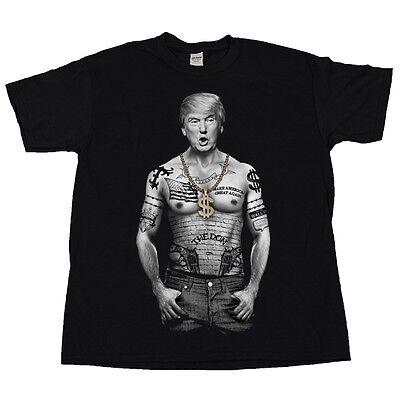 Donald Trump for President 2020 GOP republican party gangster gangsta T Shirt