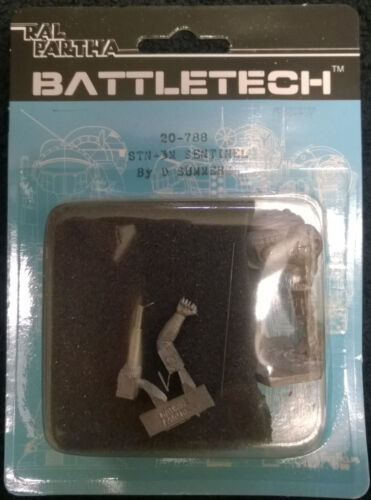 Battletech Mint, Sealed Ral Partha Battletech 20-797 War Dog