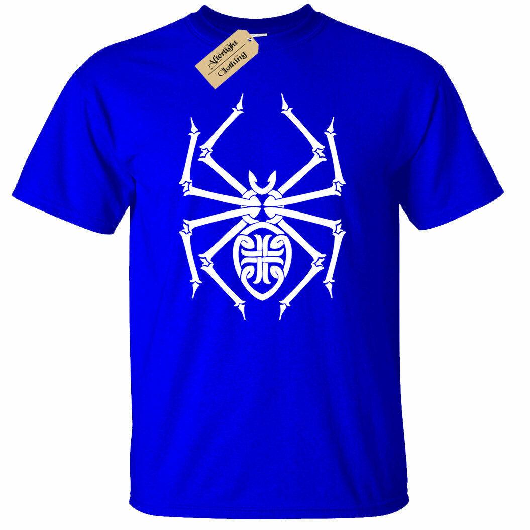 Mens Spider tribal goth rock punk Lolth arachnid tarantula Tank Top Vest