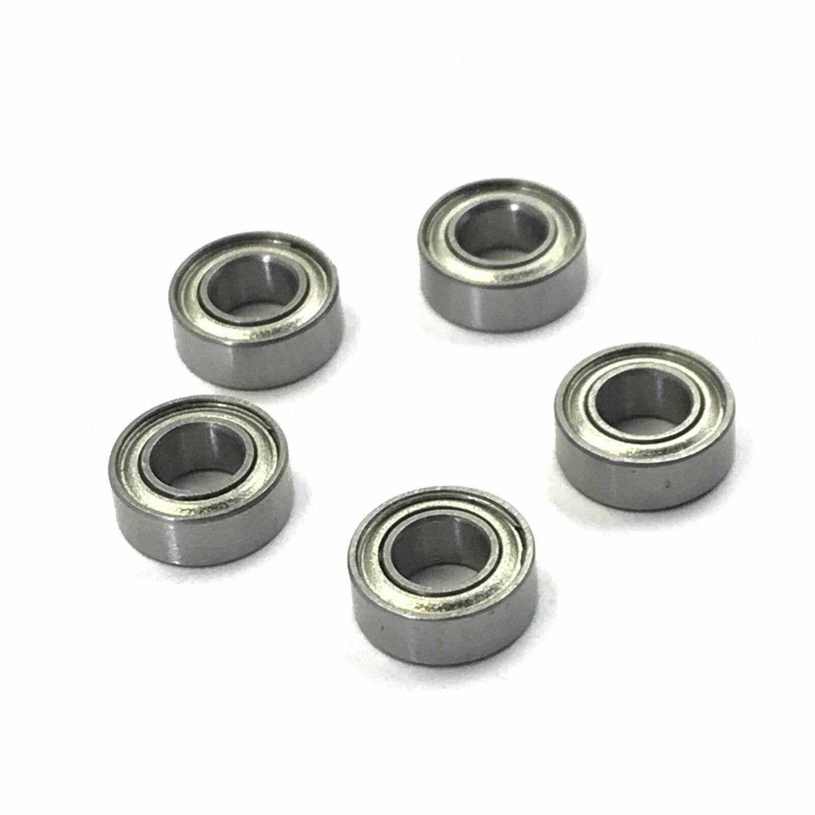 SF6800ZZ Flanged Bearing 10x19x5 Shielded Stainless Steel Ball Bearings 13703