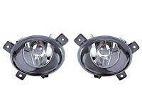 Depo 2001-2004 Volvo S60 Replacement Fog Light Lamp Set Pair Left + Right