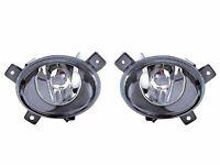 Depo 2001-2004 Volvo S60 Replacement Fog Light Lamp Set Pair Left + Right
