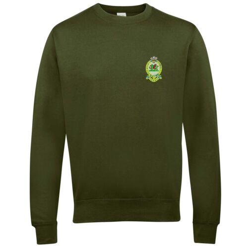 Queens Regiment  Sweatshirt