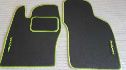 Rover Mini a partir de 59-2000 tapices bordadas alfombra coche calidad original