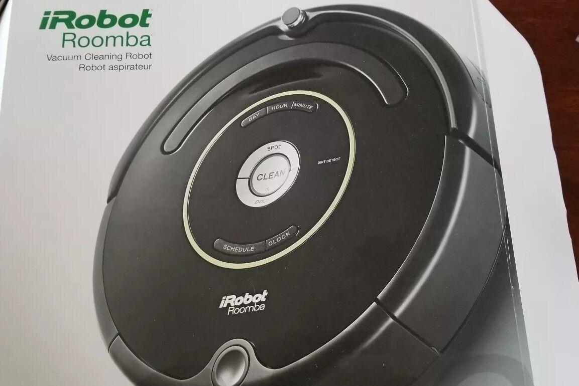IRobot Roomba 550 650 Pet Series Scheduler Vacuum Cleaning Robot - FREE SHIPPING