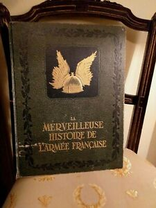 La-merveilleuse-histoire-de-l-armee-francaise-Editions-G-P-Paris-1947