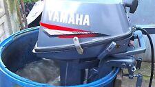 Yamaha 8 HP  2- Stroke Outboard Motor  2006 Model