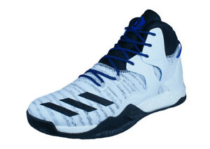 065fcb5b215 adidas D Rose 7 Primeknit Mens Basketball Sneakers Mid-Top Shoes ...