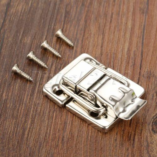 Trunk Chest Box Suitcase Lock Toggle Catch Latch Clip Clasp Trinket Hardware 1PC