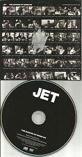 JET Limited PROMO BONUS Dj Video DVD Making of Shine On RARE FOOTAGE 2006