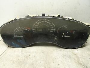 Image Is Loading 97 98 99 Chevy Malibu Sdometer Instrument Gauge