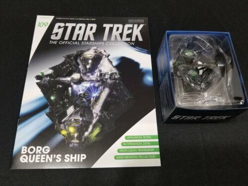 Eaglemoss Star Trek Diecast model #60-119 w magazine Starships Official