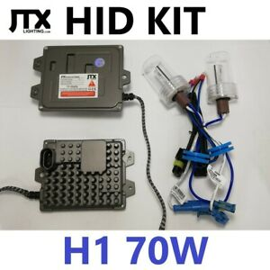 H1 JTX HID Kit 70W 12V 24V suit FORD Focus Laser LTD Mondeo