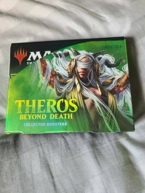 Theros Beyond Death Collector Booster Pack Display (12 Packs)