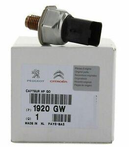 Genuine-Fuel-Rail-Pressure-Sensor-CITROEN-FIAT-PEUGEOT-1-4-1-6HDi-Engines-1920GW
