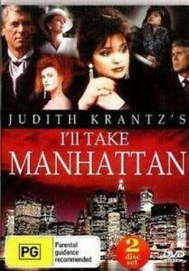 JUDITH-KRANTZ-039-S-I-039-LL-TAKE-MANHATTAN-2-DISC-DVD-SET-NEW-SEALED