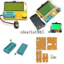 Lcr T4 Atmega328 Digital Transistor Tester 12864 Lcd Capacity Metercase