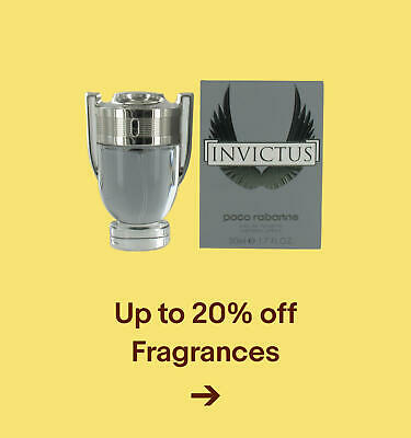 Up to 20% off Fragrances