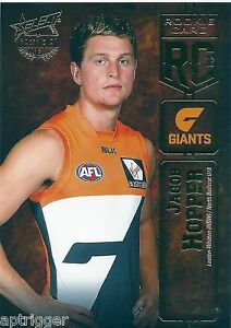2016-Select-Certified-Rookies-RC7-Jacob-HOPPER-Greater-Western-Sydney-114