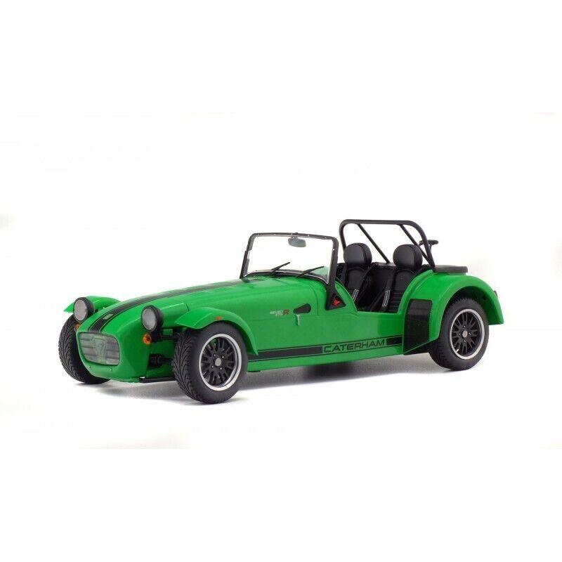 Caterham 275R 2014 vert SOLIDO 1 18 SL1801801