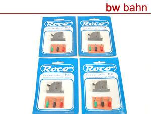 Roco-h0-10500-10501-suave-interruptor-4-unidades-901-nuevo