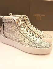 7e1972e5ba8a1 ANDROID HOMME Alfa mid trainers size EU43 UK9 in white and black leather  AHI1706