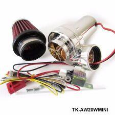 Turbo Kits Mini Turbo Electric Supercharger Turbocharger Kit Air Filter Intake