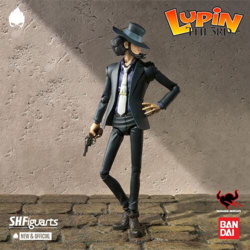 * Neuf /& Officiel * Sh Figuarts-Jigen Lupin III Tamashii Web exc en stock