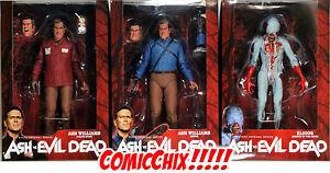 Cendres Vs   Ensemble de figurines The Evil Dead - Neca