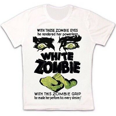 24x36 Vintage Horror Movie Poster White Zombie