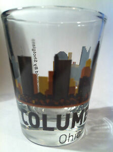 Columbus Ohio Coucher Skyline Verre à Shot Shotglass ra9KupAp-09153208-102509255