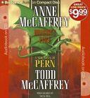 Dragon's Fire by Anne McCaffrey, Todd J McCaffrey (CD-Audio, 2012)