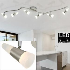 LED Decken Lampen Flur Leuchten 3-flammig Wohn Schlaf Zimmer Beleuchtung drehbar