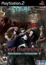 Shin Megami Tensei - Devil Summoner - BRAND NEW - Playstation 2