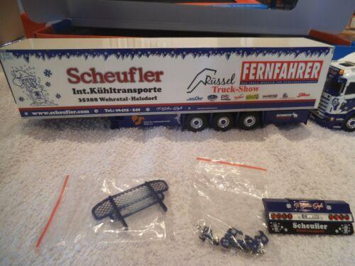 Tekno 73618 Scania  4-serie Scheufler Rüssel Truck Show Limited Edition OVP 1:50