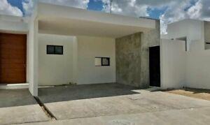 Casa en venta en Mérida de 1 planta en privada