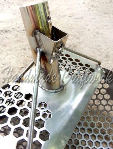 Beach sand scoop Pelle Détecteur de métal chasse outil en acier inoxydable COOB HEX-10